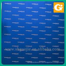 Bandeira de cenários de vinil de impressão digital