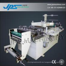 Jps-320A Flachbett Pre-Printed Etikett Stanzmaschine