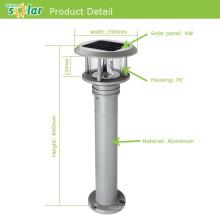 Recargable batería de alimentación y fuente de luz LED linternas solares JR-CP02