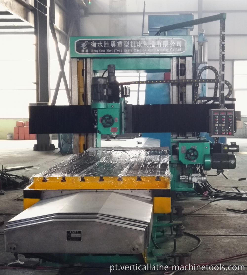 Gantry type cnc machine