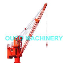 TTS 40T Port Crane Electrico Hydraulic Stationary Crane
