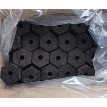 Hexagonal Sawdust Briquette Charcoal Barbecue
