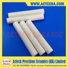 Высокой износостойкие 96% Al2O3/99% глинозема керамический вал/стержень/Pin обработки