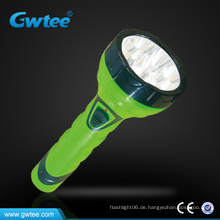 15 LEDs super helle wiederaufladbare LED-Taschenlampe