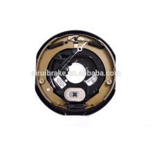 Complete 12''x2'' Electric Nev-R-Adjust brake assembly for RV