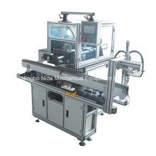 Machine de pressage de commutateur d'armature automatique
