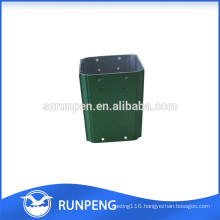 High Precision Custom Extrusion Aluminium Paint Electronic Boxes