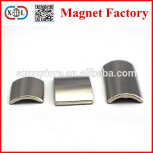 angepassten Form Bogen Neodym Magnet n52 motor Neodymmagneten