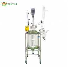 50L good reactor  Explosion-Proof Chemical Equipment 50L Jacketed Glass Reactor