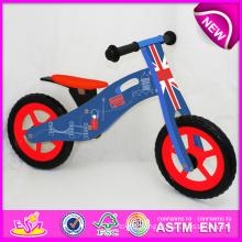 Hot Sale High Quality Wooden Bike, Popular Wooden Balance Bike, New Fashion Kids Bike W16c087