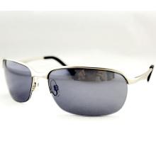 Polarized Designer Sportive Promotion Metal Sunglasses for Men (14241)