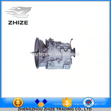 Bus parts 5S800 Five gear Synchronous machine type mechanical transmission for yutong kinglong higer