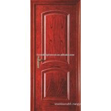 Cheap Arc Shape Swing opening 2 Panel Painted Interior Bedroom MDF Doors