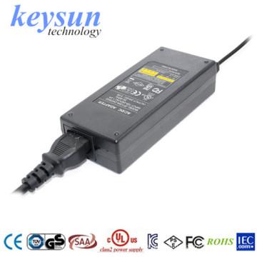 Adaptador de tamanho ultra pequeno Transformador de potência 24v Display LED 24v 500ma 1a 2a 3a com UL CE ROHS GS KC