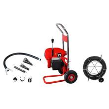 D-200-1A tragbare elektrische Abflussreinigungsmaschinen zum Verkauf, Abflussreiniger, CE