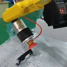 Dry edge grinding machine