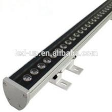 Fábrica de la alta calidad Productos patentados luz de la arandela de la pared de 12W DMX RGB 1000mm LED IP65