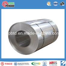 Bobina del acero inoxidable de la serie 300 del precio bajo con ISO SGS