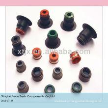 Vedação de óleo de válvula de borracha de alta qualidade com preço de mola para fabricante de equipamento mecânico