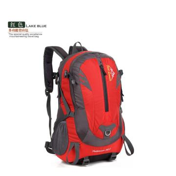 Custom Logo Outdoor Hiking Sports Picnic plegable Bagpack