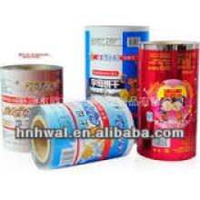 Алюминиевые защитные пленки для запечатывания ПЭТ-бутылок