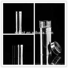 Fábrica directa SUS 304 acero inoxidable placa de Petri esterilizar contenedor