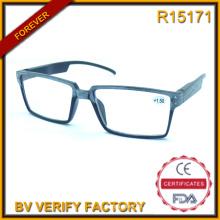 R15171 2016 gebürstet neu Handwerk Kunststoff Lesung Brillen Frames Bulk kaufen aus China