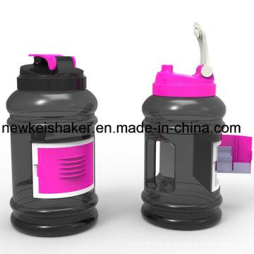 2016 Eco-Friendly Sport Card Holder Water Bottle 2.2L de grande capacidade