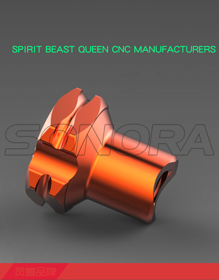 SPIRIT BEAST drum brake adjustment screw (4)