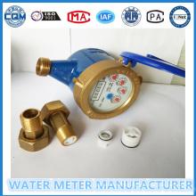 Medidor de Água Potável Fria Dn15mm Classe B