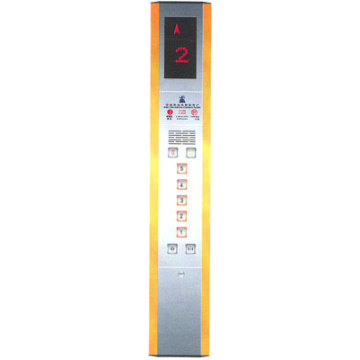Lift Hall Call Panel / mobil operasi Panel COP, PB169A