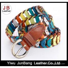 Модный Ladie's Bonded Braid Belt