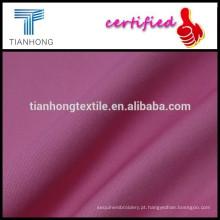 têxtil de 5 do spandex tecido/sarja tecido algodão 95 cor-de-rosa para magro magro calças/estiramento tecido de algodão mulheres com elastano