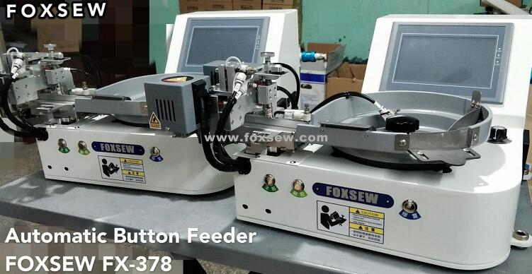 Automatic Button Feeder Fx 38809