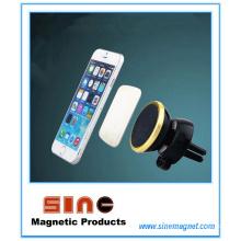 Инновационный автомобильный держатель для телефона с магнитным отверстием для выхода воздуха