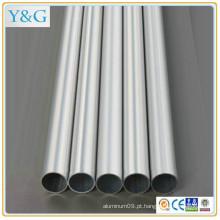 China fornecedor de tubos de alumínio anodizado