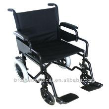 """Push-Rollstuhl BME4615 12 """"massiver Stahl-Rollstuhl behindert"""