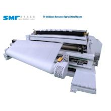 Meltblown PP Nonwoven Fabric Slitting Rewinding Machine