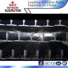 Guía de elevación / carriles de elevación tipo T