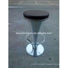 Round Stainless Steel Barstools XYN289