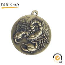 Promotion Customzied Medaille mit hoher Qualität (Q09543)