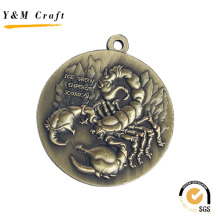 Продвижение неподдельное медаль с высокого качества (Q09543)
