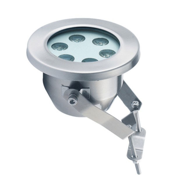 DMX Control Pond 6W LED Underwater Light