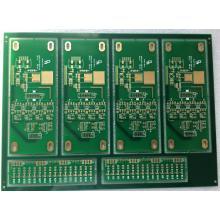 2 diseños diferentes de PCB en uno Paneles