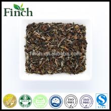 Chino Fuding Top Grade Tea Dust White Tea Fannings Mejores ingredientes para bolsitas de té