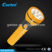 Diário-uso cone multi cor levou lanterna GT-8173