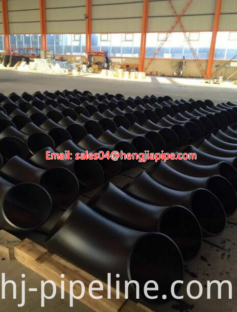CS seamless pipe elbow