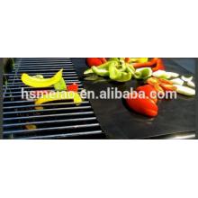 BBQ Grill Mat -PTFE tissu ou maillage matériau antiadhésif avec des couleurs personnalisées