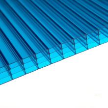 Hoja de policarbonato para decoración Skylight 10 años de garantía