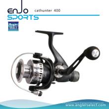 Angler Wählen Sie neue Spinning / Fixed Spool Fishing Tackle Reel (Katze Jäger 400)